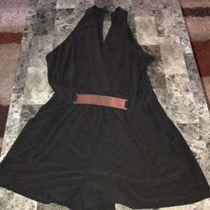 Other - Black romper used a couple of times
